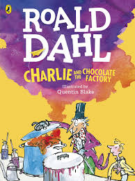 Charlie and the Chocolate Factory (Colour Edition): Amazon.co.uk: Dahl,  Roald, Blake, Quentin: Books