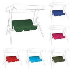 swing seat hammock garden pads