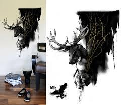8 Unusual Wall Decal Designs Design Swan