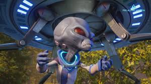 Destroy All Humans Remake Preview - They're Covered in Nipples!