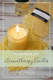 diy aromatherapy candles ounce