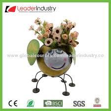 decorative garden metal tortoise statue