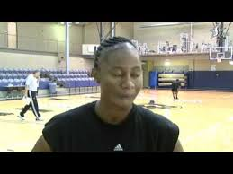 Vickie Johnson - Training Camp Report 5/19/09 - YouTube
