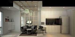 Desain Interior 2 Tipe Apartemen Studio 2 Kamar Tidur Homify