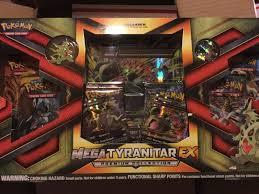 Pokemon Mega Tyranitar EX Premium Collection Box SEALED SUN AND MOON  GUARDIANS for sale online