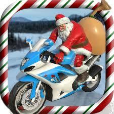 santa motorbike racer pro by haroon swati