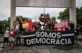 Manifestação no Recife lembra morte de menino Miguel e pede saída ...