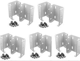 Aluminum Fence Rail Bracket 10 Pd Heavy Buy Online In Cayman Islands At Desertcart