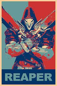 Rgc Huge Poster Ext673 Overwatch Zenyatta Ps4 Ps3 Xbox One 360
