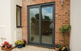 what are standard pvc patio door sizes