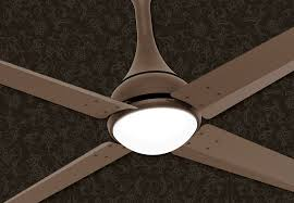 install ceiling fans with lights to let