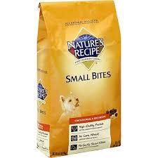 natures recipe dog food en meal