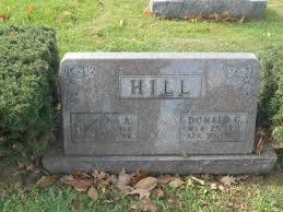Rowena Ada Hill (Wyant) (1914 - 1996) - Genealogy