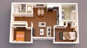 3d floor plan top view 3d home design