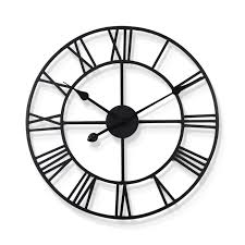 european large outdoor garden clock