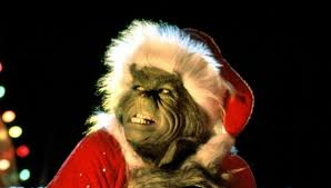the grinch stole