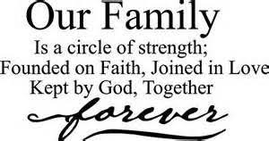 christian family quotes for scrapbooking bing images family