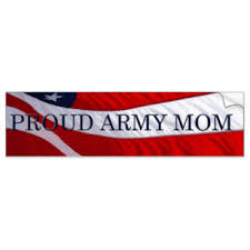 Army Mom Bumper Stickers Decals Car Magnets Zazzle