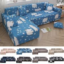 4 seater washable stretch sofa cover
