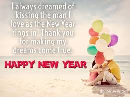 happy new year love quotes for him happy new year love