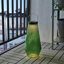ikea solvinden led solar powered lamp