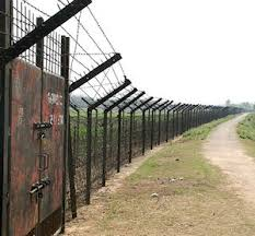 India Bangladesh Border Fence