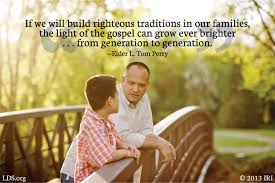 righteous traditions