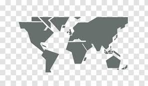 World Map Wall Decal Vector Graphics Creative Transparent Png