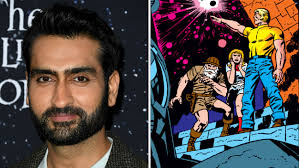 Kumail Nanjiani in Talks to Marvel's ...