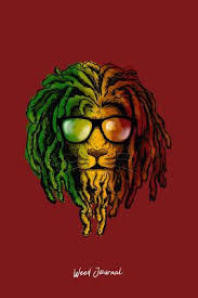 rastafari lion dope