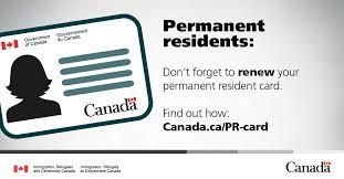 ircc on twitter permanent residents