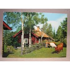 Image result for vykort dalarna 1940