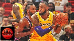 Los Angeles Lakers vs Miami Heat Full ...