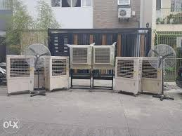 Iwata Aircooler Air Cooler For Rent For Sale Free Delivery Everything Else Others On Carousell