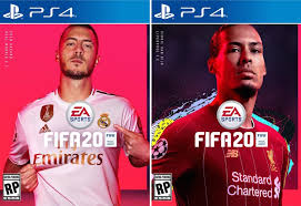 Eden Hazard and Virgil van Dijk are the New Cover Stars of FIFA 20