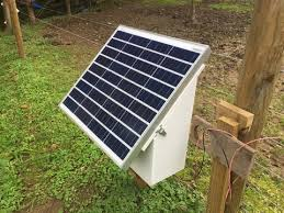 Buy Cyclops Brute Solar Powered Electric Fence Charger Energizer Kit Cyclops Electric Fence Chargers