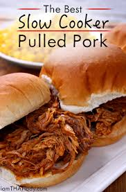 crockpot pulled pork can be just as
