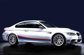 Genuine Bmw M Stripes E92 E93 M3 Coupe Convertible Bmw Bmw M3 Coupe Bmw M3 Convertible