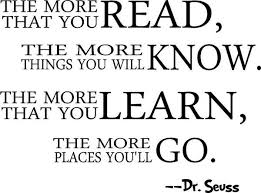Learning, quotes, sayings, motivational, dr seuss - Collection Of ...