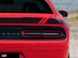 Dodge Charger Spoiler Dual Hash Stripe Bumper Decal Sxt Rt Srt Etsy
