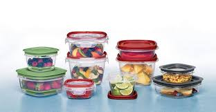 food storage containers tupperware