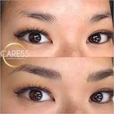 permanent makeup near lashes