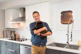 Inside the kitchen of The Bachelor Canada and Carnival Eats host Noah Cappe