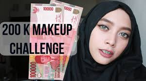 200k makeup challenge you saubhaya makeup