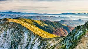 wallpaper carpathian mounns europe