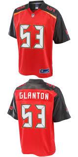 Adarius Glanton Tampa Bay Buccaneers NFL Pro Line Player Jersey ...