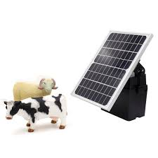 China Solar Electric Fence Charger Solar Electric Fence Charger Manufacturers Suppliers Price Made In China Com