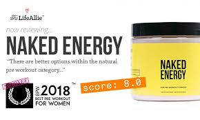 nkd nutrition energy review
