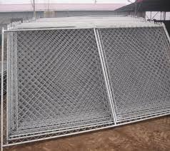 Chain Link Temporary Wire Mesh Fence For Sale Residential Fence Panels Manufacturer From China 106141066