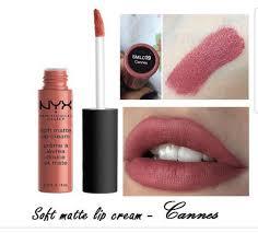 bn nyx soft matte lip cream cannes